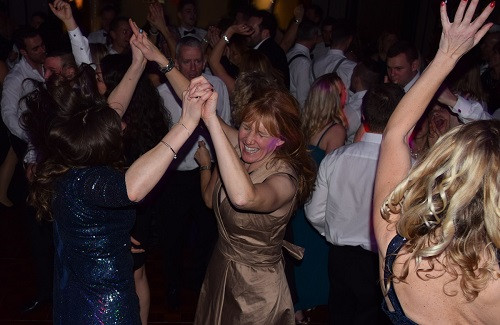 Great dancing, DJ Jules, London Party DJ, Wedding DJ London
