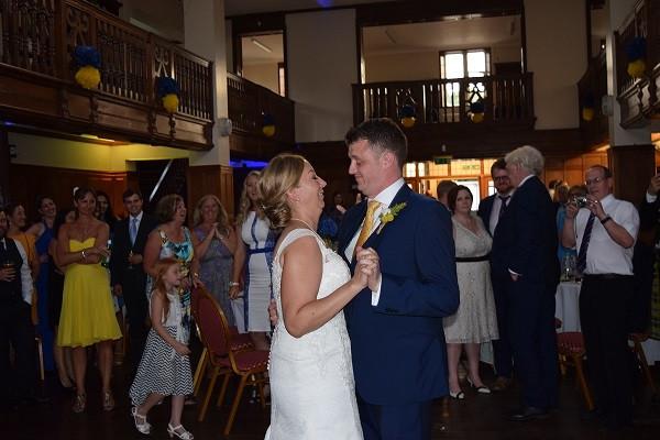 First Dance, Charlton House, DJ Jules, Wedding DJ London