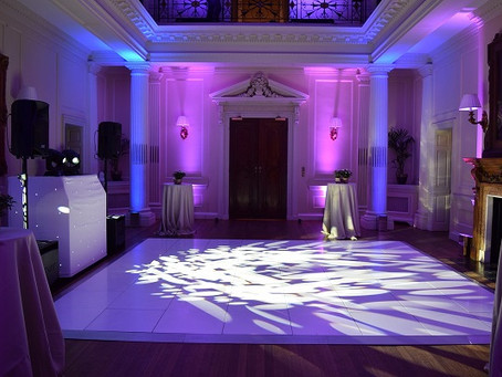 Explosive Wedding Party Hedsor House