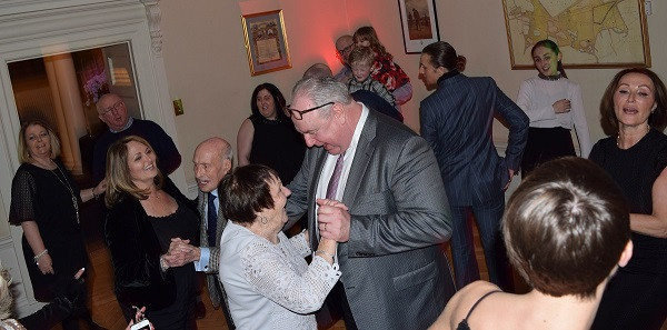 Father and Mother in Law Dance, DJ Jules, London Party DJ