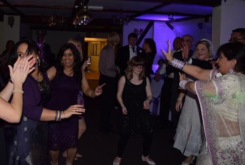 Reception Party, DJ Jules Wedding DJ London