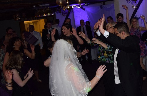 Reception Party DJ Jules Wedding DJ London