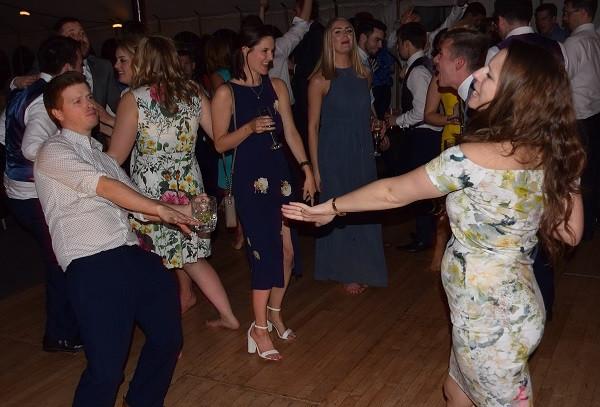 More great dancing, DJ Jules, Wedding DJ London
