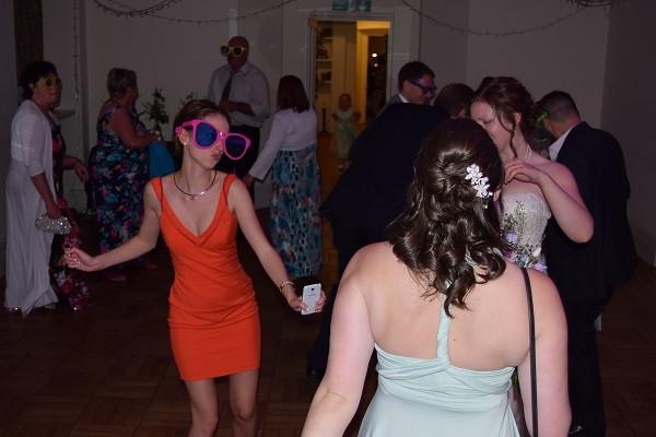Party Props, DJ Jules, Wedding DJ London