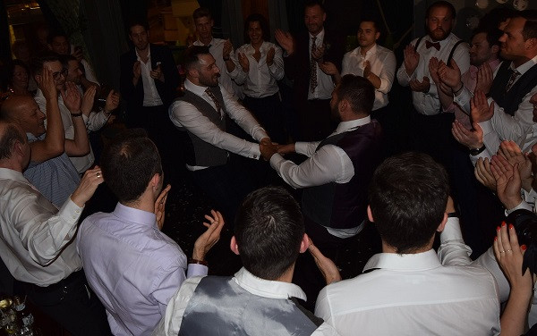 Traditional Jewish Dancing, The East Dulwich Tavern
