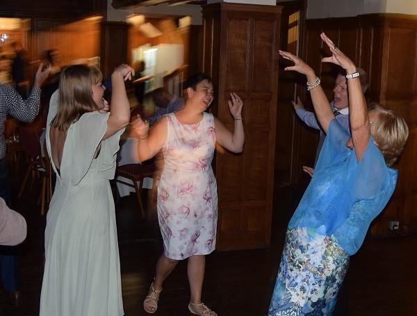 Dance party, DJ Jules, Wedding DJ London