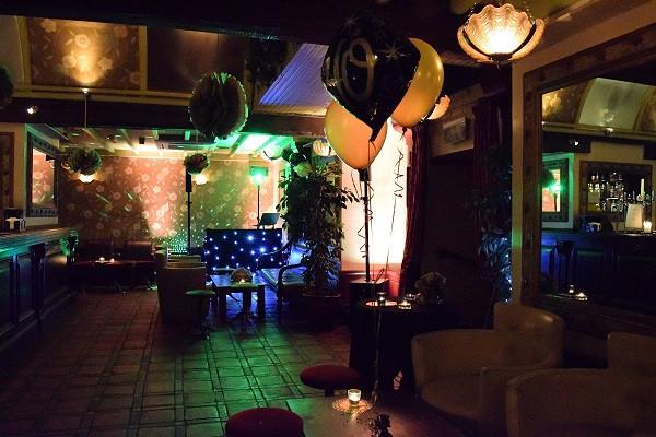 DJ Jules, Great Gatsby Party Night, Roaring 20s