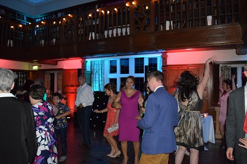 Dancing, Wedding DJ Charlton House
