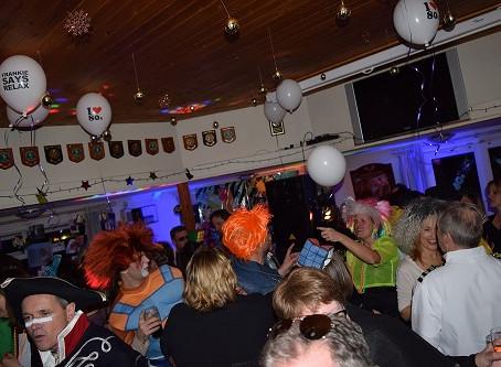 London Party DJ for Anna's 40th, Sunridge Park