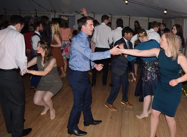 A full floor, DJ Jules, Wedding DJ London