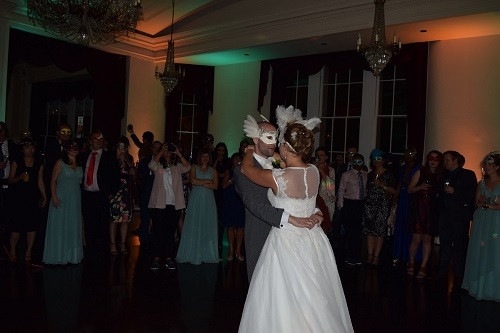 Trafalgar Tavern First Dance, DJ Jules, Wedding DJ London