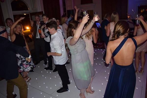 DJ Jules, Wedding DJ London, Spirits High
