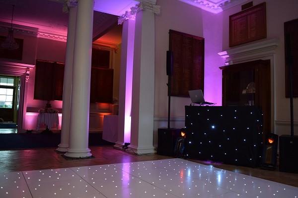 DJ Jules, Wedding DJ London, Eltham Lodge