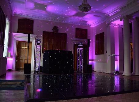 Wedding DJ London, Eltham Lodge