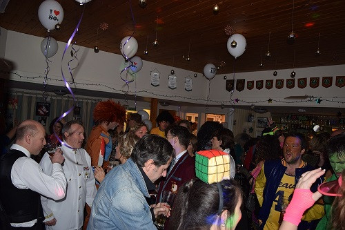 80s themed party, DJ Jules South East Party DJ