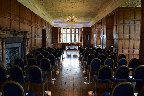 Mobile PA for the Ceremony, Wedding DJ Charlton House