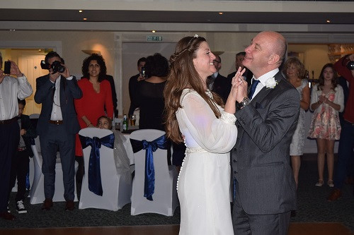 DJ Jules London Wedding DJ