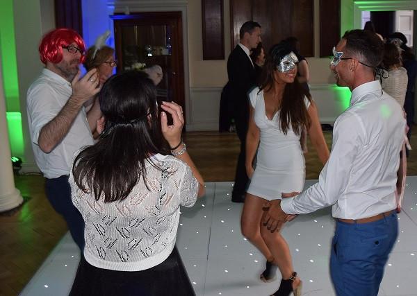 Party Props, DJ Jules