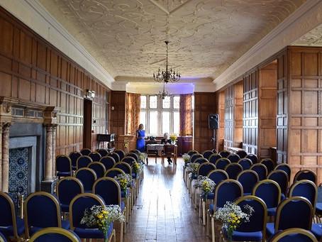 International Wedding, Charlton House
