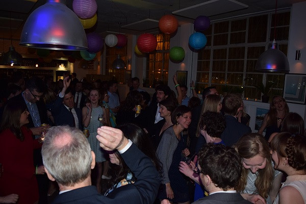 Great Party, Brockwell Lido