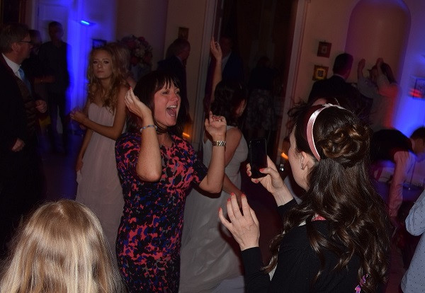 Great Dancing, Hill Place, DJ Jules, Wedding DJ London