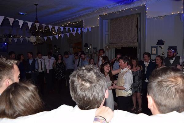 Rich and Fliss, DJ Jules, Wedding DJ London