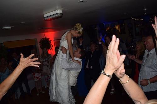 Dirty Dancing! DJ Jules, Wedding DJ London
