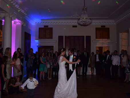 Wedding DJ, London at Eltham Lodge for Steve and Haruna