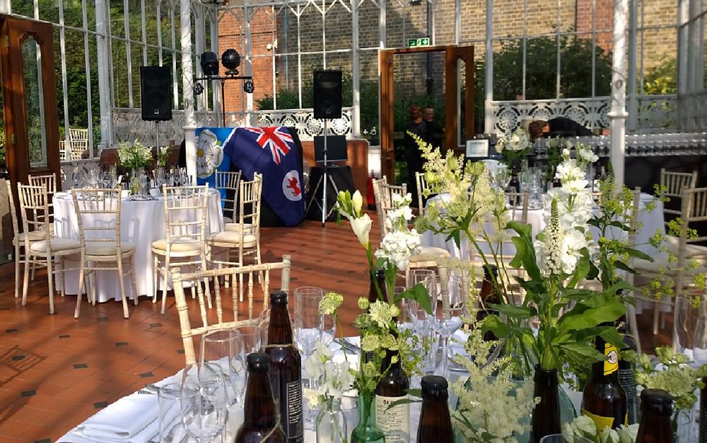 wedding dj horniman london