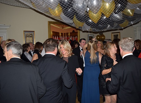 London Party DJ for New Years Eve at Eltham Lodge