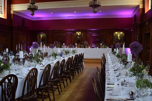 DJ Jules, Wedding DJ London, Oxford University Wedding