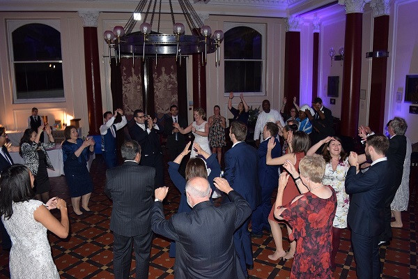 Turkish dancing, DJ Jules, Wedding DJ London