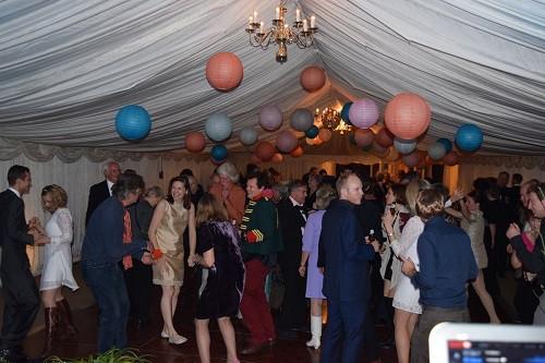 60s themed birthday party, DJ Jules, London Party DJ