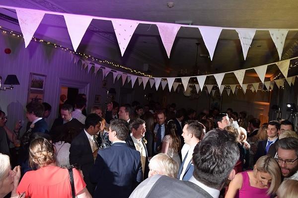 Wedding reception, DJ Jules, Wedding DJ London