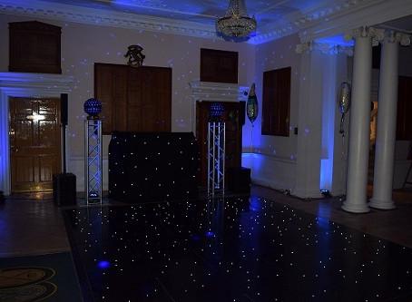 London Party DJ at Eltham Lodge