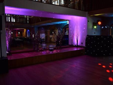 Dulwich Wedding DJ for Naomi and Drew