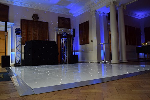 DJ Jules Classic Set Up, Wedding DJ London