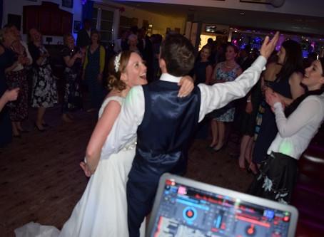 Wedding DJ London at Twickenham Rowing Club