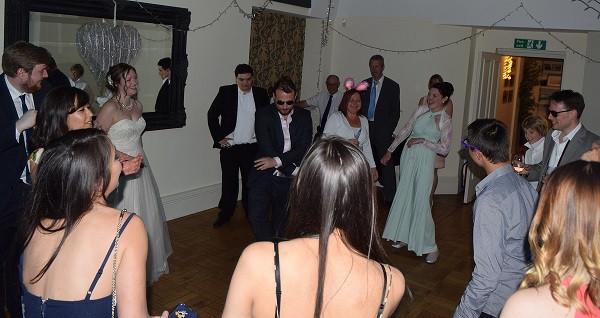 Great Dance Offs, DJ Jules, Wedding DJ London