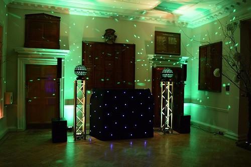 Wedding and Party DJ Eltham Lodge