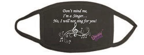Singer Mouth Mask