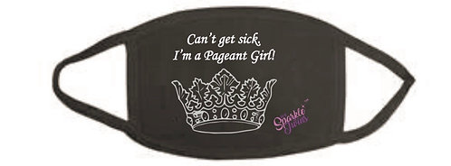 Pageant Girl Mouth Mask