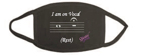 Vocal Rest Mouth Mask