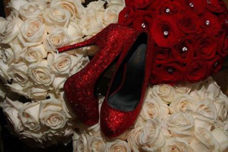 Customized Genuine Swarovski Crystal Shoes