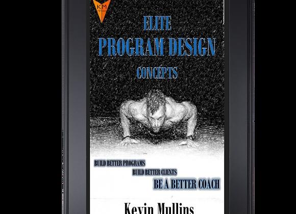 Elite Program Design Concepts