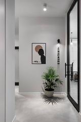 פרוייקט עבור מתחם הכושר fit house por. עיצוב: אורלי דקטר. צילום: עודד סמדר