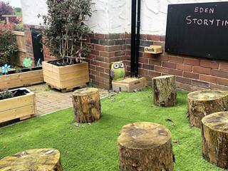 Eden Garden (Storytime Area)