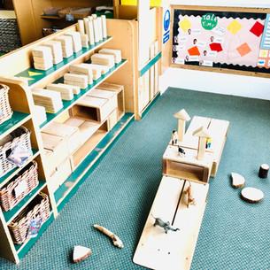Pre-School (Construction Area)