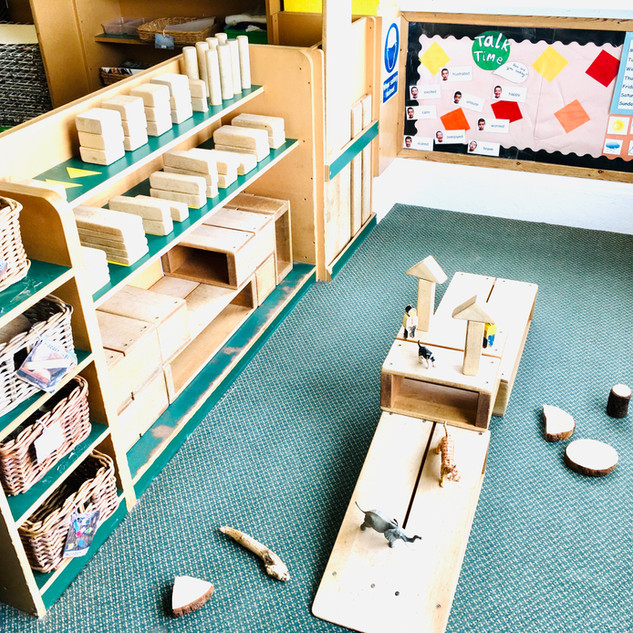 Pre-School (Construction Area)