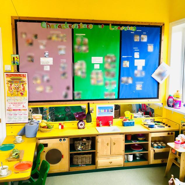 Pre-School (Home Corner)